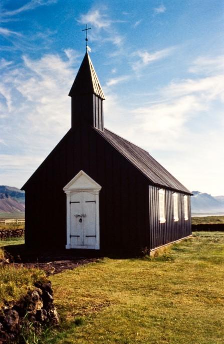 Búðarkirkja, Búðir, Island