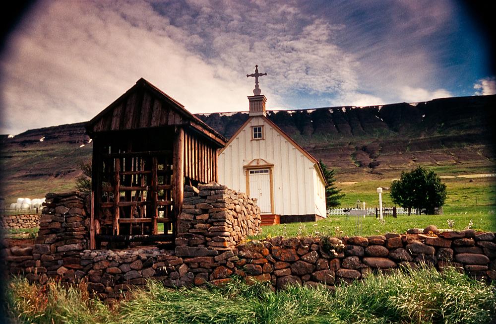Möðruvallakirkja, Möðruvellir, Kirche, Island