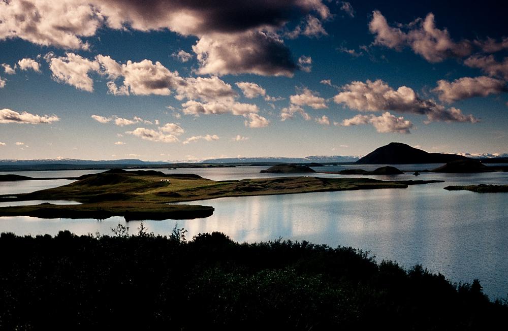 Mývatn, Höfði, Island