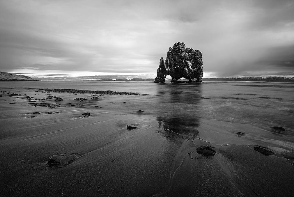 Hvítserkur Hvitserkur Iceland