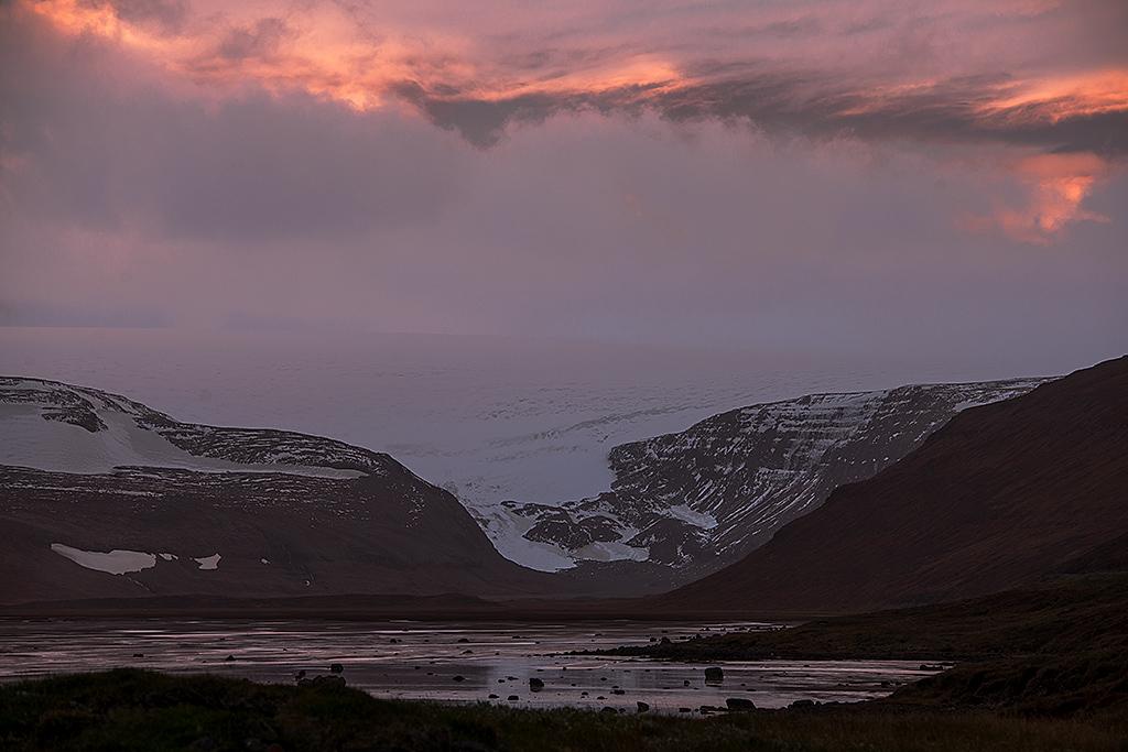 Kaldalón Kaldalon Drangajökull Lónsjökull Lonsjökull