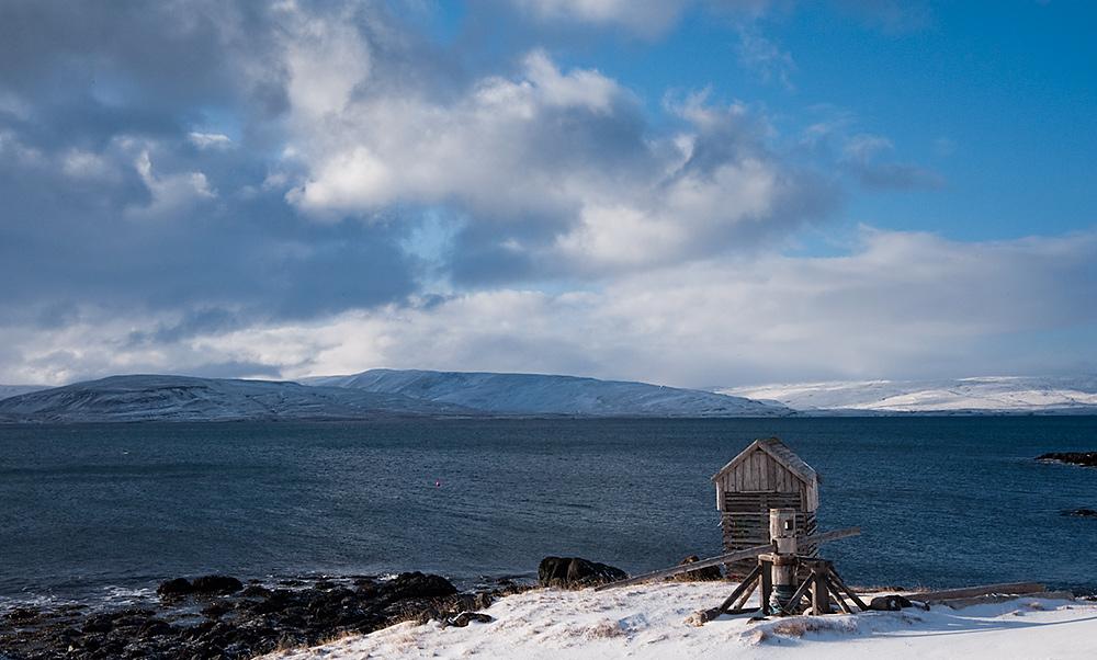 Drangsnes Steingrímsfjörður
