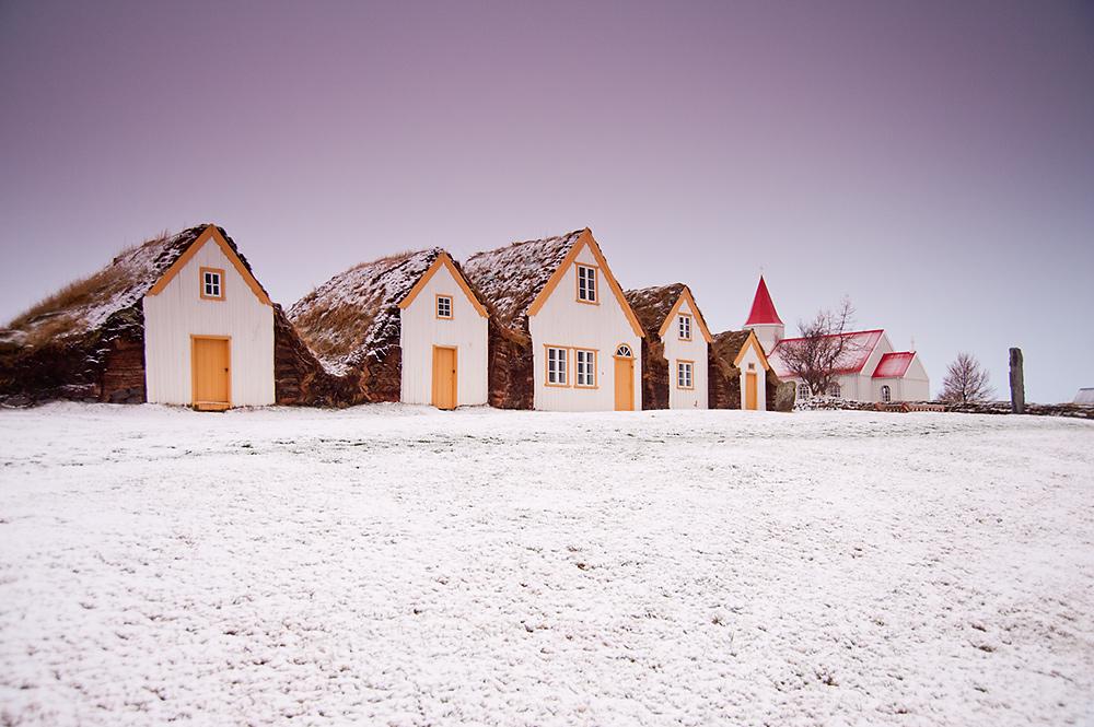 Glaumbær Museumshof