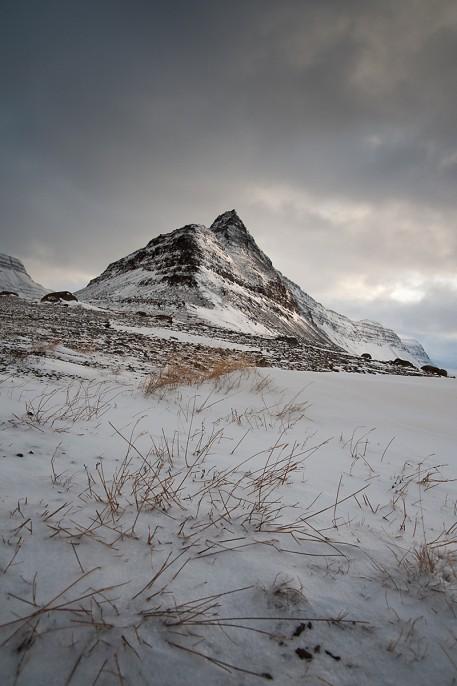 Kambsnes Westfjorde Álftafjörður Island