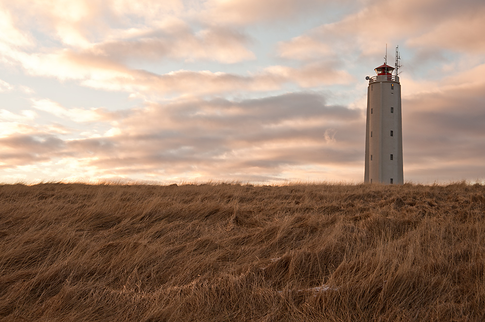 Malarrifsviti Leuchtturm Lighthouse
