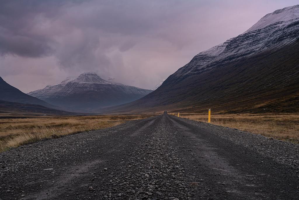 Eyvindarárdalur Straße 953 Mjóifjörður Ost-Island