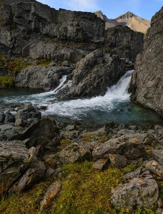 Wasserfall YZ