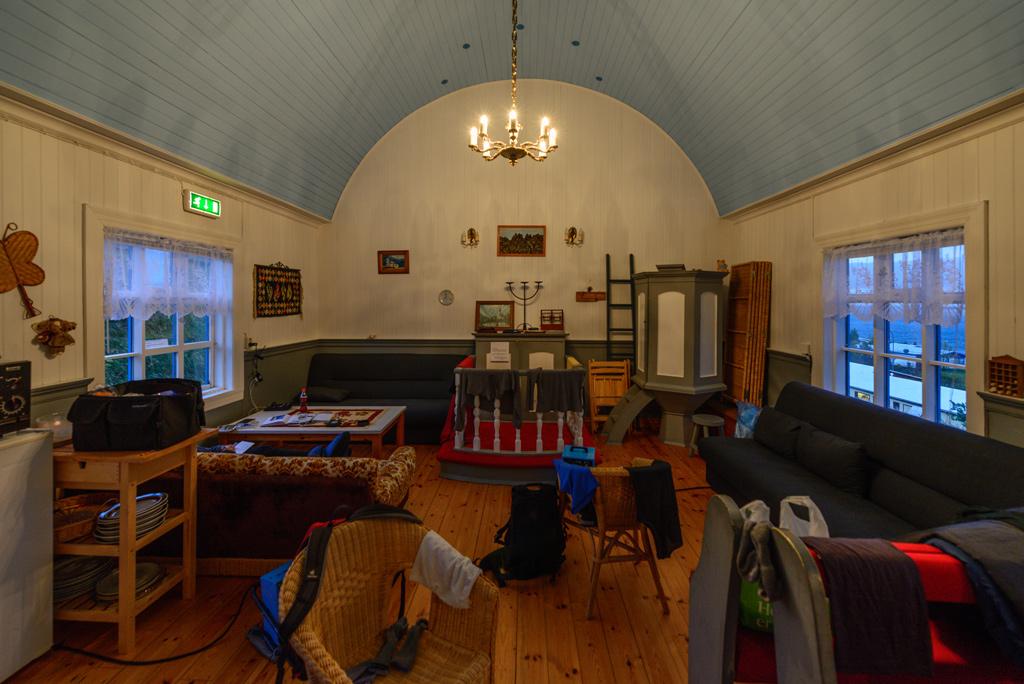 Kirche Stöðvarfjörður Kirkjubaer Stodvarfjordur