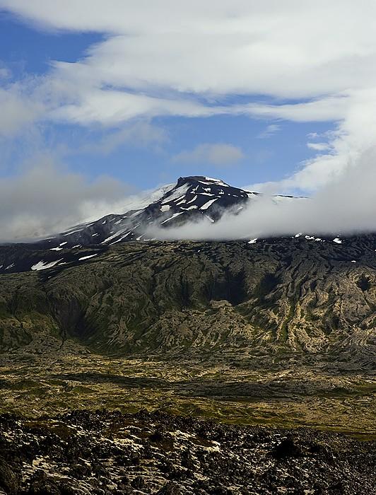 Snæfellsjoekull Snæfellsjökull