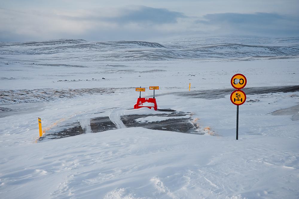Steingrimsfjardarheidi Steingrímsfjarðarheiði Winter