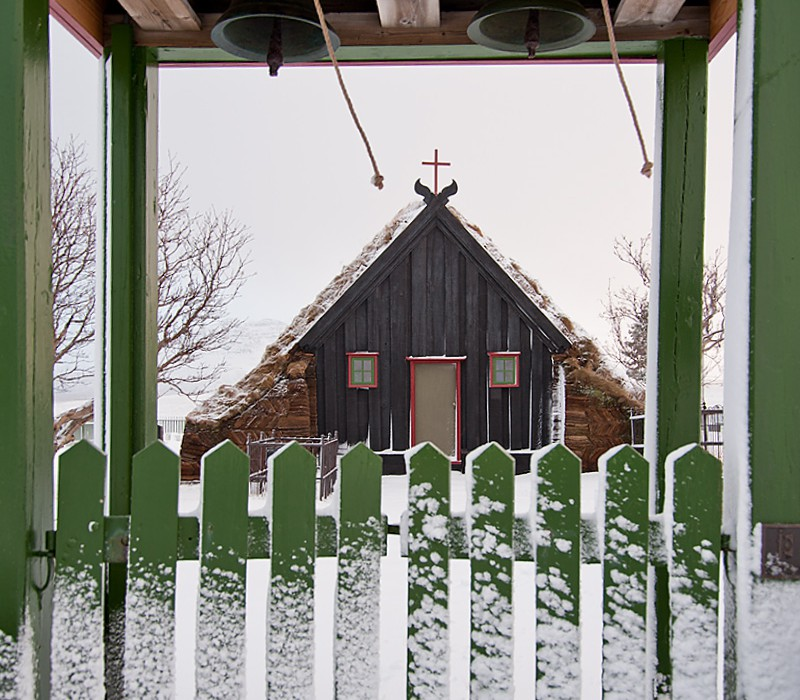Vidimyrarkirkja Víðimýrarkirkja