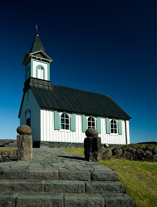 Thingvellir Kirche Þingvellir
